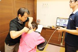 バイタルリアクトセラピーによる治療